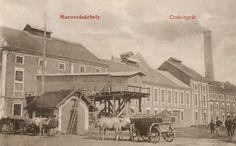 Marosvásárhely:cukorgyár.1909