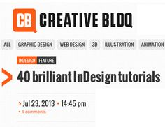 39 InDesign tutorials to level up your skills Graphic Design Tips, Graphic Design Inspiration, Web Design, Corporate Women, Desktop Publishing, Creative Suite, Types Of Lettering, Secrets Revealed, Itu
