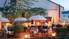 Rooftop bar Emiko Restaurant & Bar in Munich