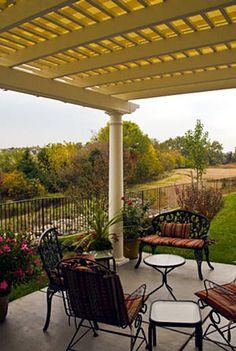 Pergola Canopies « Outdoor Living of New Jersey