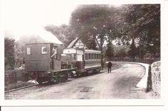 Postcard of Wantage Tramway near Oxford | eBay