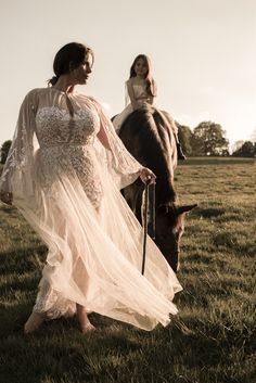 Lisa in our gorgeous soft pink Wildflower cape gown. #hermionedepaula #lisamcallister #motherdaughter #curvybride #capeweddingdress #pinkweddingdress #whimsical Custom Wedding Dress, Bridal Wedding Dresses, Bridesmaid Dresses, Hermione, Cape Gown, Lisa, Curvy Bride, Bridal Lingerie, Mother Of The Bride