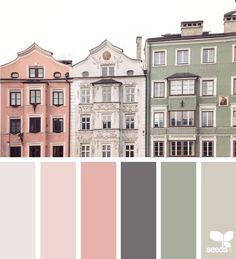 innsbruck hues | design seeds | Bloglovin'