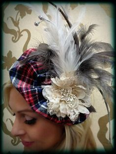 Oh my Plaid xoxo by GlamourPussXoXo on Etsy