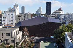 za-koenji public theatre. toyo ito. 2008