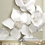White+Paper+Flowers