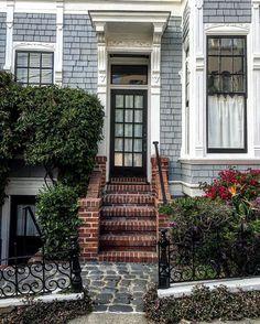 Doors around the world.   #sanfranciscobayarea #sanfrancitizens #sanfran #sanfranciscobay #streetsofsf #california #california_igers #californialove #sanfrancisco #sf #lonemountain #house #door #doorsworldwide #doorsofinstagram #doorsaroundtheworld #doorsandwindows #brick #sanfrancitizens #sfbayarea #street