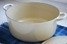 Favorite Things: Enameled Cast Iron cookware