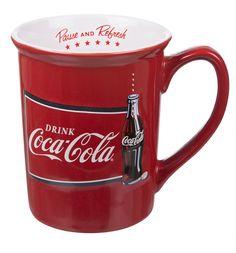 Coca-Cola Americana Large Mug : TruffleShuffle.com