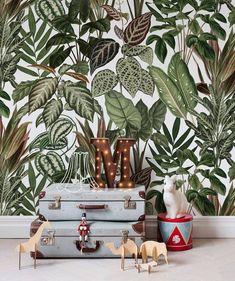 Moderne Tapeten Für Wohnzimmer Elegant Mischievous Monkeys In 2019 Urban Jungle