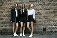 School Girl Grunge Fashion - The Zara TRF Fall 2013 Ad Campaign is Edgy and Youthful (GALLERY)