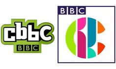 The old (left) and new CBBC logos