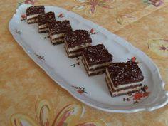 Zebrakocka sütés nélkül! Az egyik legfinomabb édesség a világon! :)