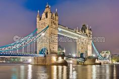 Tower Bridge at London, England fotografía por Anibal Trejo