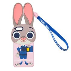 Zootropolis Mobile Phone Clip Case