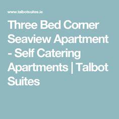 Three Bed Corner Seaview Apartment - Self Catering Apartments Wexford Town, Apartments, Catering, Self, Corner, Catering Business, Gastronomia, Flats