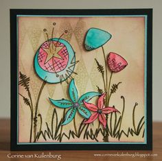 Corine's Gallery: Perfect Pearls and Jofy stamps