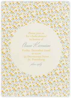 Paperless Post - Baby - Invitations - Baby Shower