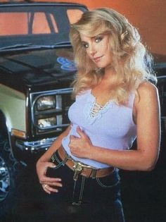 Heather Thomas as Jody in The Fall Guy Beautiful Celebrities, Beautiful Actresses, Beautiful Women, Heather Thomas, The Fall Guy, Heather Locklear, Cinema, Oldschool, Farrah Fawcett
