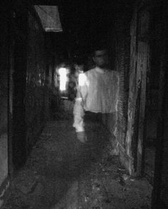 Man in White Ghost