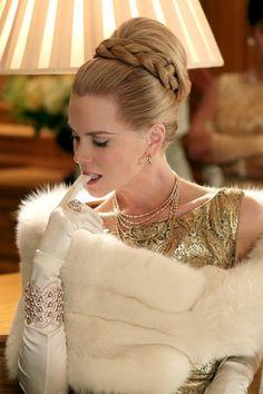 Grace Of Monaco: Nicole Kidman Hairstyles By Kerry Warn (Vogue.com UK)