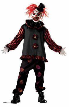 best clown costume