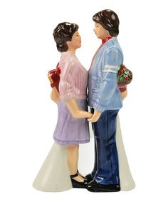 Love this Joanie & Chachi Salt & Pepper Shakers on #zulily! #zulilyfinds