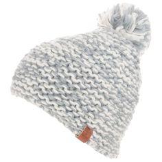 Leuke grijze muts van Bickley en Mitchell. Laat de sneeuw maar komen! #warm #casual #muts #winter #fashion #trends