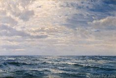 Henry Moore - Off the Coast of Cornwall