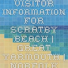 Visitor information for Scratby Beach | Great Yarmouth | Norfolk | British Beaches