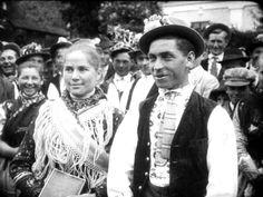 How Transcarpathians lived under the rule of Czechoslovakia - rare photos of 1919-1938 (PHOTOS)