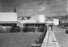 Hendrik Idoplein Rotterdam (jaartal: 1950 tot 1960) - Foto's SERC