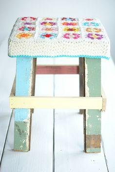 wood & wool stool jennifer by wood & wool stool, via Flickr