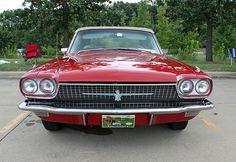 1966 Ford Thunderbird Convertible (1 of 5)