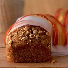 Spicy Pumpkin Bread | MyRecipes.com