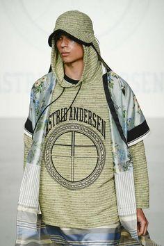 Astrid Andersen, Primavera/Verano 2018, Londres, Menswear