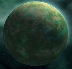 Yavin 4 (Cuarta luna de Yavin, Borde Exterior)