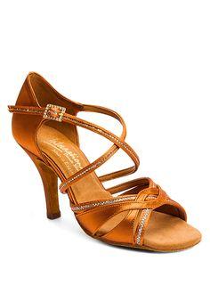 International Dance Shoes IDS Mia Sequin  Dancesport Fashion @ DanceShopper.com