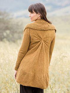Ravelry: Fleur Cardigan pattern by Berroco Design Team