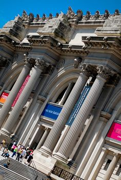 1 of the 10 Best Tourist Spots in NYC! The Metropolitan Museum of Art permanent collection.