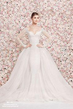 Suknia ślubna Georges Hobeika 2014