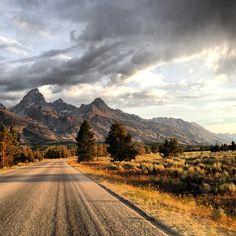 Grand Teton National Park by Katina Houvouras