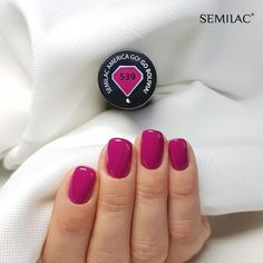 Semilac Go Bolivia 💕 .- Go Bolivia 💕 You are in the right place about goth Valentine's Day makeup Here we offer you the most beautiful pictures about the Valentine's Day makeup red you are looking for. When you examine the Semilac Go Bolivia 💕 Hot Nails, Pink Nails, Hair And Nails, Colorful Nail Designs, Nail Art Designs, Indigo Nails, Instagram Nails, Beautiful Nail Art, Beautiful Pictures