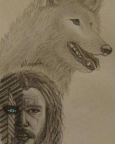 #art #got #pencil #pencilart #inspiration #sketch #draw #gameofthrones #wolf #gameofthronesdrawing #artoftheday