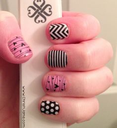 Cute Jamberry nail wraps!