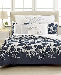 Barbara Barry Bedding, Kimono Collection - Bedding Collections - Bed & Bath - Macy's