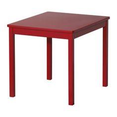 IKEA - KRITTER, Dječji stol, cv, , Zahvaljujući malim dimenzijama, prikladan je za male prostorije.