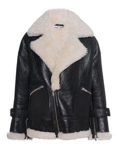 IRO Leather ful lined Lamb Jackey