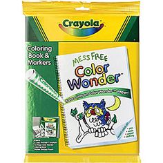 Pens and Markers 116656: Crayola Color Wonder Winnie The Pooh ...