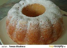 kokosová bábovka Doughnut, Bread, Food, Brot, Essen, Baking, Meals, Breads, Buns